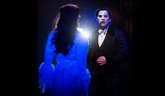 "Chris Mann stars in ""The Phantom of the Opera.""  (ChrisMannMusic.com)"