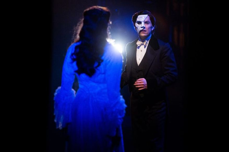 "Chris Mann stars in ""The Phantom of the Opera.""  (ChrisMannMusic.com)"