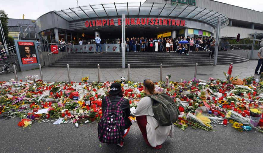 In a single week, a total of four attacks in Germany has shaken a citizenry anxious about recurring massacres in France and has resurrected concerns about the country's ability to deal with the more than 1 million immigrants allowed into the country last year. (Associated Press)