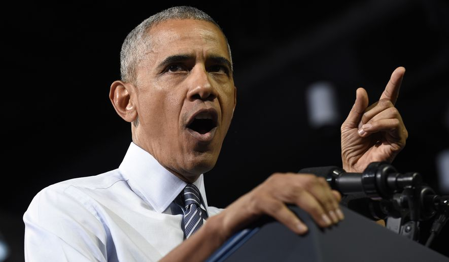 """President Obama's speech Wednesday night to the Democratic National Convention is evoking some nostalgia for the fiery young state senator who broke into the national spotlight with his famous """"red state, blue state"""" speech at the 2004 convention in Boston. (Associated Press)"""