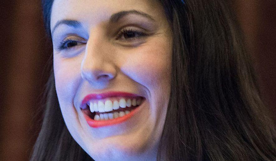Jessica Valenti at Roanoke College's 8th Annual Women's Forum, on March 12, 2014. (Wikipedia)
