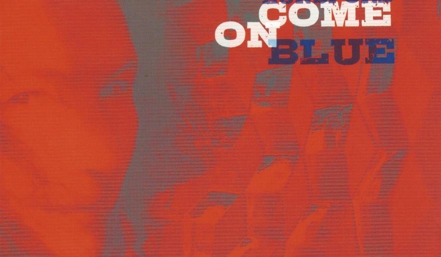 "This CD cover image released by Seedbank shows, ""Come On Blue,"" by Tomi Lunsford. (Seedbank via AP)"