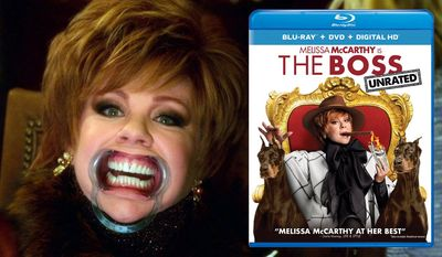 """Melissa McCarthy stars as Michelle Darnell in """"The Boss,"""" available on Blu-ray from Universal Studios Home Entertainment."""