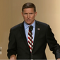 Retired Lt. Gen. Michael Flynn (U.S. Army), addressing the Republican National Convention on July 18, 2016. Image via screen capture from the RNC's YouTube video of the speech.