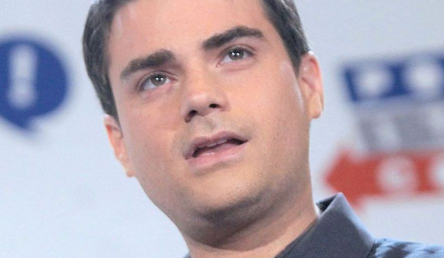 The Daily Wire founder and conservative political commentator Ben Shapiro. (Wikipedia) ** FILE **