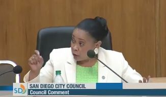 San Diego City Councilwoman Myrtle Cole has publicly apologized amid calls for her resignation after she criticized black-on-black crime during a council meeting last week. (KPBS)