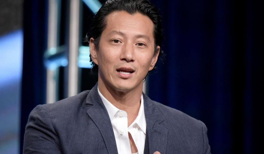 "Will Yun Lee participates in USA network's ""Falling Water"" panel during the NBCUniversal Television Critics Association summer press tour on Wednesday, Aug. 3, 2016, in Beverly Hills, Calif. (Photo by Richard Shotwell/Invision/AP)"