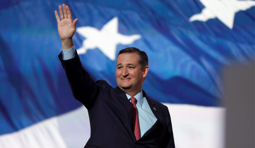 Following his nonendorsement of Donald Trump at the RNC, supporters of the Republican candidate say Mr. Cruz has sealed his own doom in the party. (Associated Press)