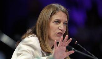 Health and Human Services Secretary Sylvia Mathews Burwell (Associated Press) **FILE**