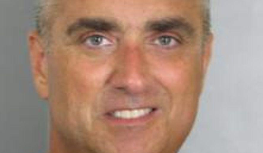 "Richard ""Scott"" Silverthorne, mayor of the city of Fairfax (Fairfax County Police)"