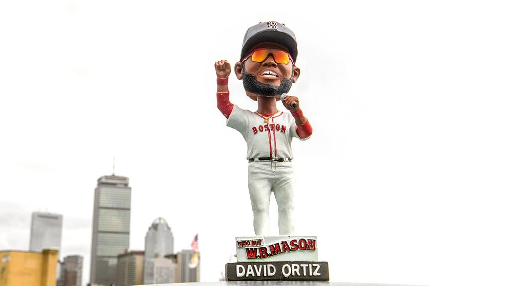 cd5eabc17991 David Ortiz bobblehead pulled over racism concerns - Washington Times