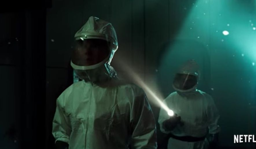 """The U.S. Department of Energy has come to its own defense following a new Netflix series """"Stranger Things"""" that portrays department scientists as evil. (Netflix 'Stranger Things' trailer)"""