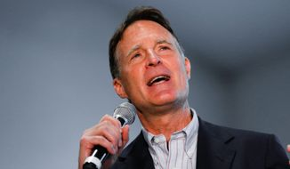 Former Indiana Sen. Evan Bayh is running for his old seat, giving fresh optimism to Democrats anxious to retake control of the Senate. (Associated Press)