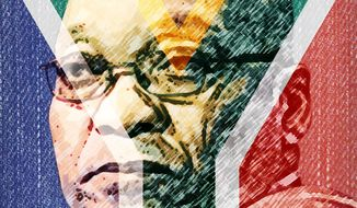 Jacob Zuma Illustration by Greg Groesch/The Washington Times