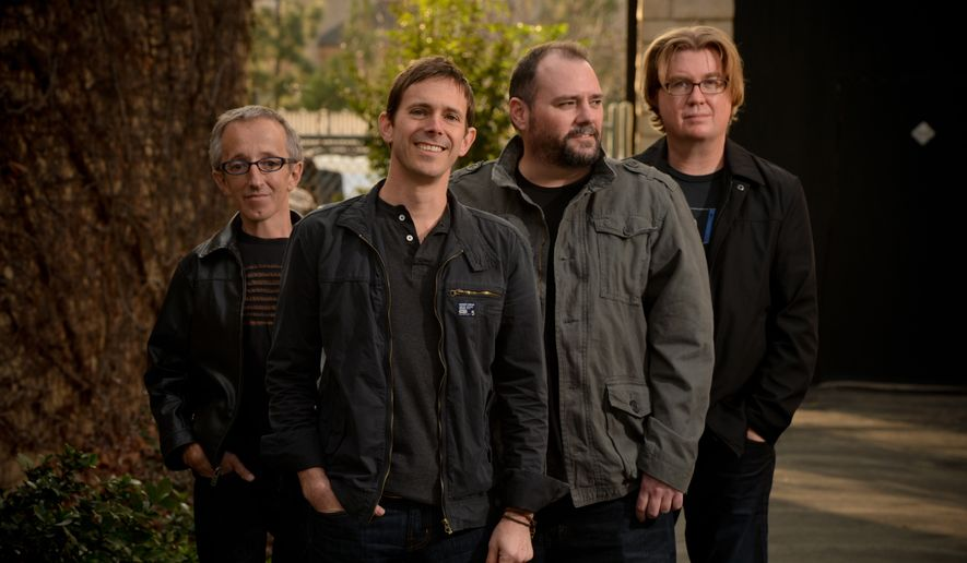 Toad the Wet Sprocket.  (Rob Shanahan)