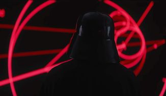 """One of the world's most classic movie villains, Darth Vader, returns in the new trailer for Disney's upcoming """"Rogue One: A Star Wars Story."""" (YouTube, Star Wars)"""