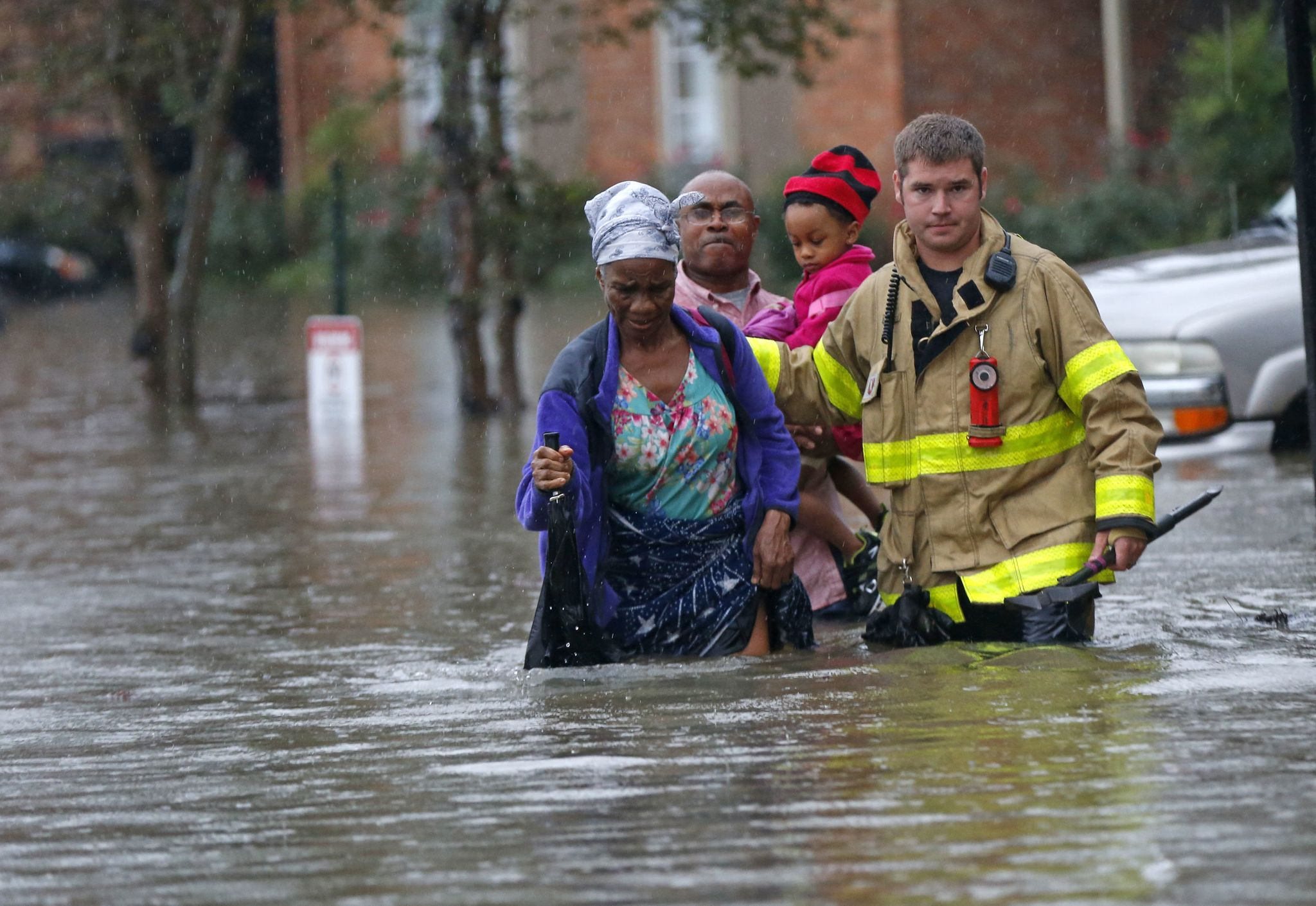 Obama irks La. flood victims with memo warning them not to discriminate