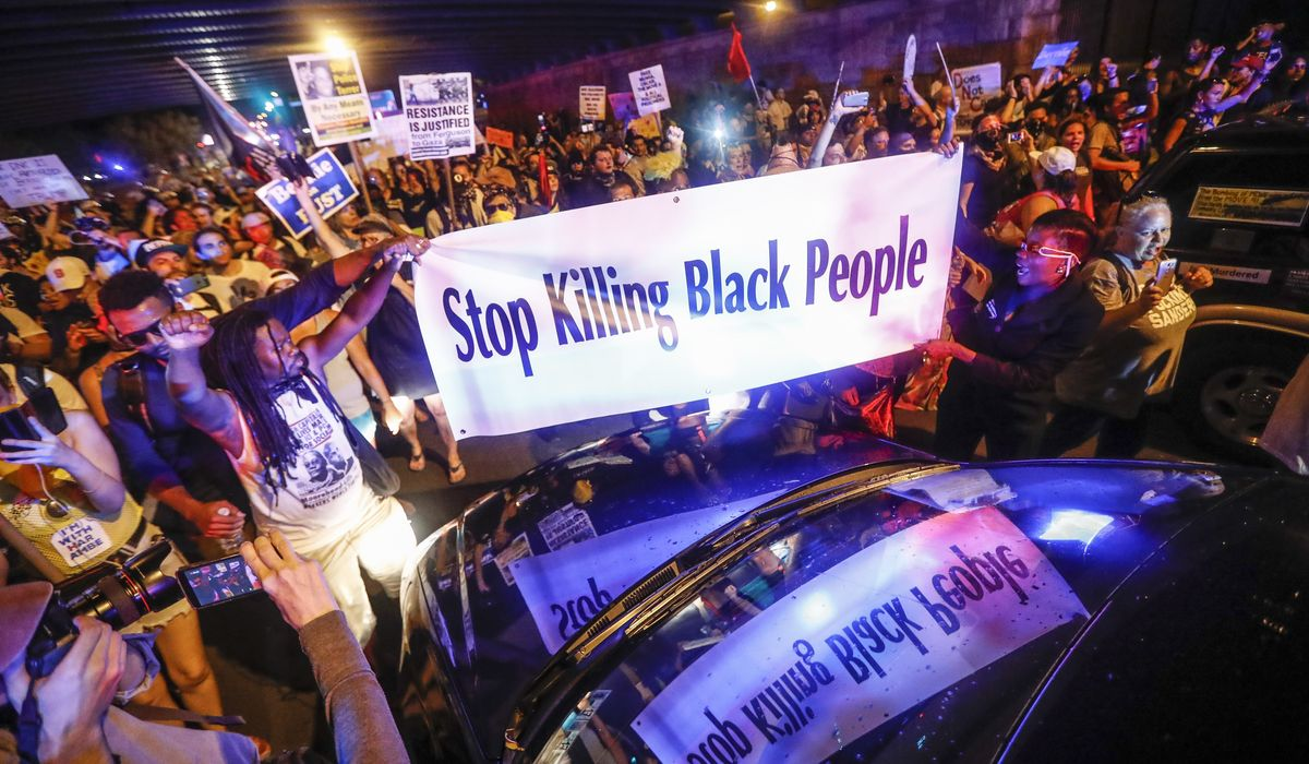 Black Lives Matter cashes in with $100 million from liberal foundations