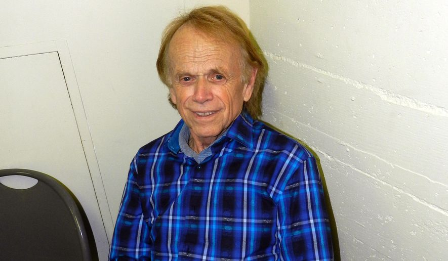 Al Jardine of the Beach Boys.  (Keith Valcourt)