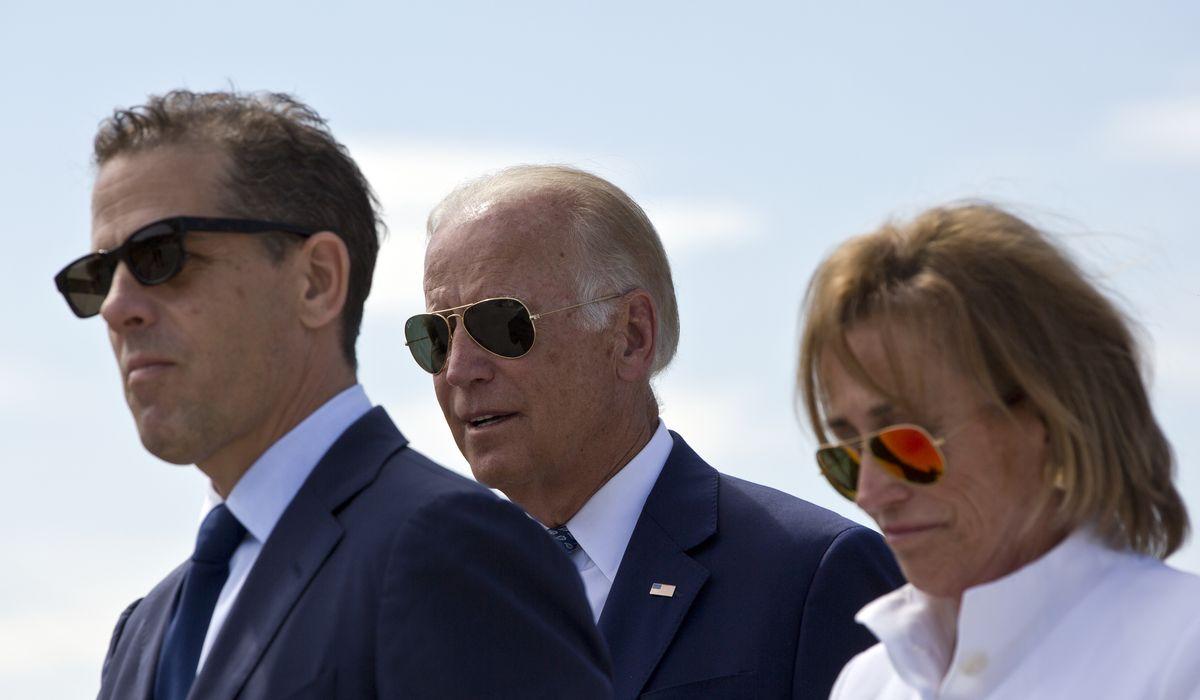 Senate authorizes subpoena in Hunter Biden probe