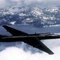 The iconic U-2 spy plane may get an upgrade from Lockheed Martin: laser weapons. (U.S. Air Force)