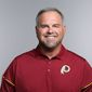 "First-year Washington Redskins outside linebackers coach Greg Manusky said ""the way you coach your players is the way they're going to act and how they're going to perform."" (Associated Press) **FILE**"