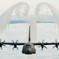 U.S. Air Force C-130J Hercules cargo aircraft conducts a training flight on Jan. 10, 2012. (U.S. Air Force, Master Sgt. Dave Buttner) ** FILE **