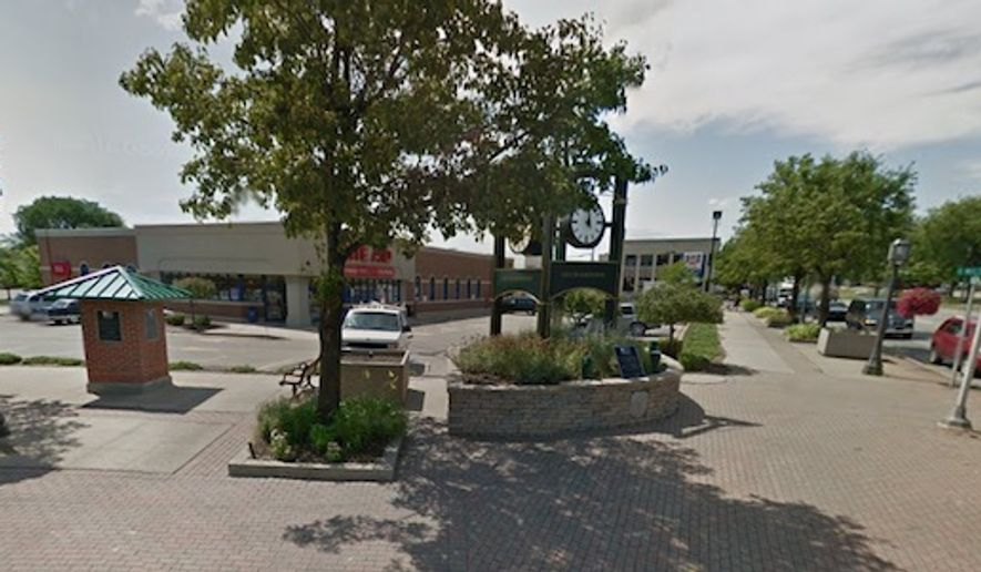 A 91-year-old man with a concealed firearm shot a man who was trying to rob him Monday at the Rite Aid on Gratiot Avenue near Nine Mile, Eastpointe, Michigan, police said. (Google Maps)