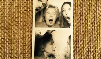 Singer Justin Timberlake used Twitter to give fans a glimpse of his Aug. 23, 2016, fundraiser for Hillary Clinton's presidential campaign. (Twitter, Justin Timberlake)