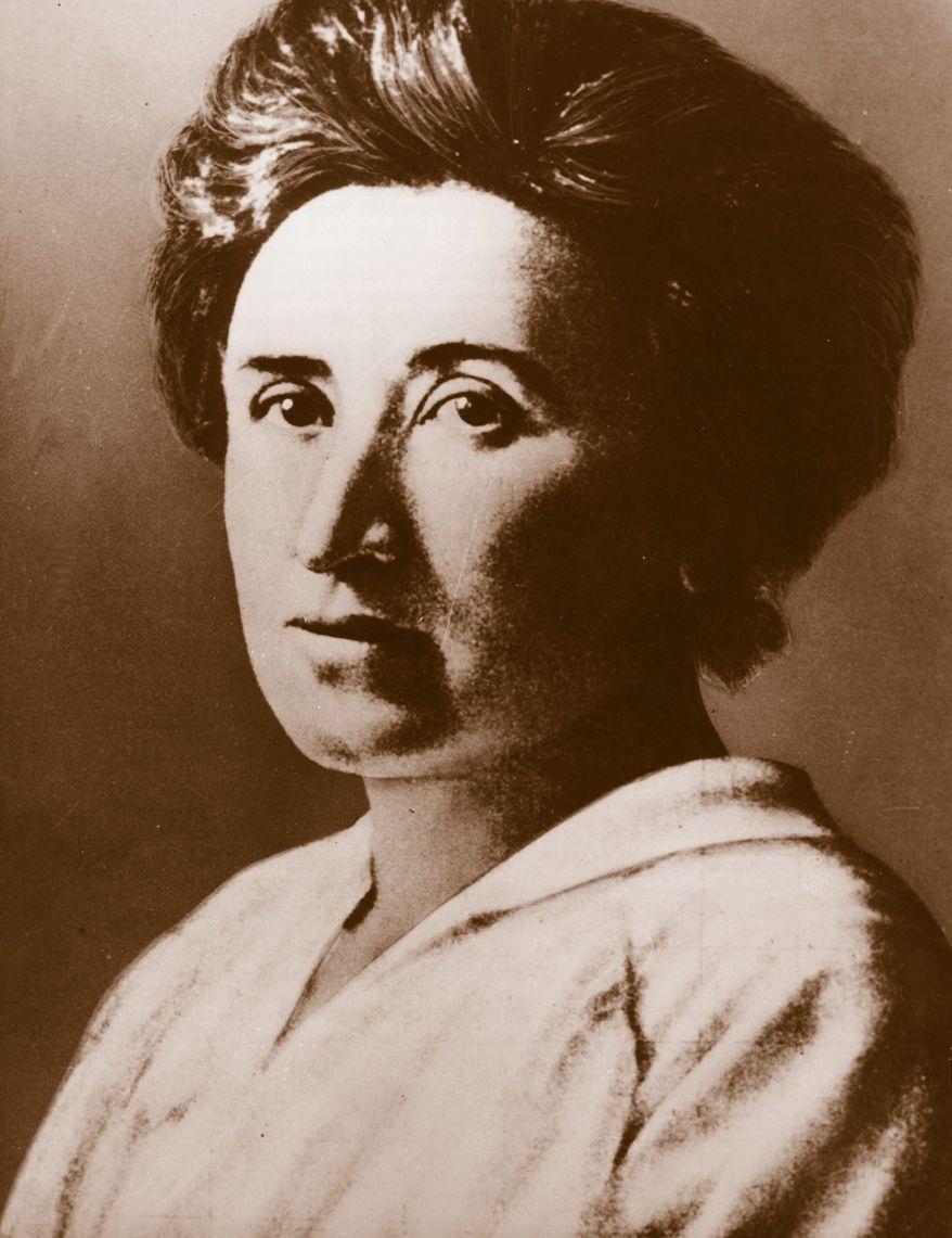 Rosa Luxemburg (Associated Press)