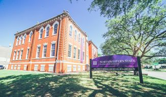 Northwestern State University. (Facebook)