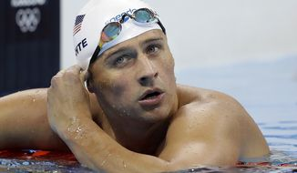 Ryan Lochte (Associated Press)