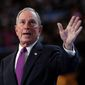 Former New York Mayor Michael R. Bloomberg's organization Everytown for Gun Safety has directly provided $1.7 million to a campaign to influence a firearms ballot measure in Maine. (Associated Press)