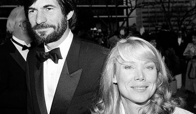 Sissy Spacek married production designer and art director Jack Fisk in 1974, after they met on the set of Badlands. Fisk later directed her in the films Raggedy Man (1981) and Violets Are Blue (1986). They have two daughters, Schuyler Fisk (born July 8, 1982) and Madison Fisk (born September 21, 1988). Schuyler Fisk is both an actress and a singer. In 1982, Spacek and her family moved to a farm near Charlottesville, Virginia. (AP Photo/Reed Saxon)