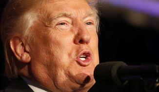 Donald Trump (Associated Press)