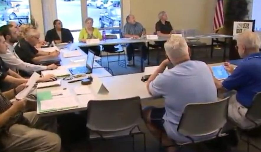 Residents of the Lake Hills neighborhood in El Dorado Hills, California, are working to overturn a policy outlined in their community agreement that states only white people are allowed to own homes there. (Fox 40)