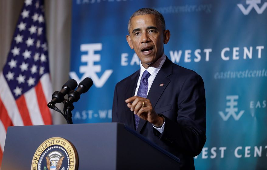 Republicans are accusing President Obama of keeping Congress in the dark on critical provisos of the Iran deal reached last summer. (Associated Press)