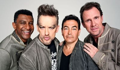 Mikey Craig (left) and Culture Club will perform at The Music Center at Strathmore in North Bethesda, Maryland, Sept. 11.