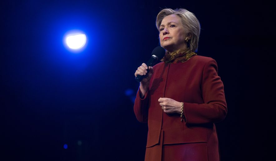 Hillary Clinton hasn't hidden her Methodist upbringing, but scholars say it's not front and center. And where in the past she used it as a window into her character, this year she's deployed it as a debate tactic to push criminal justice reform and other policy goals. (Associated Press)