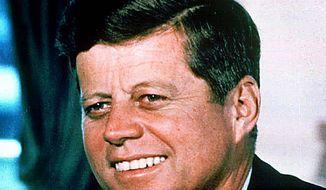 John F. Kennedy (Associated Press) ** FILE **