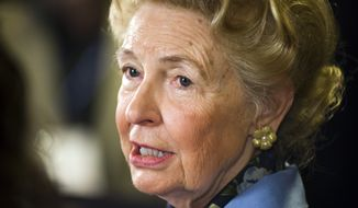 Phyllis Schlafly (Associated Press)