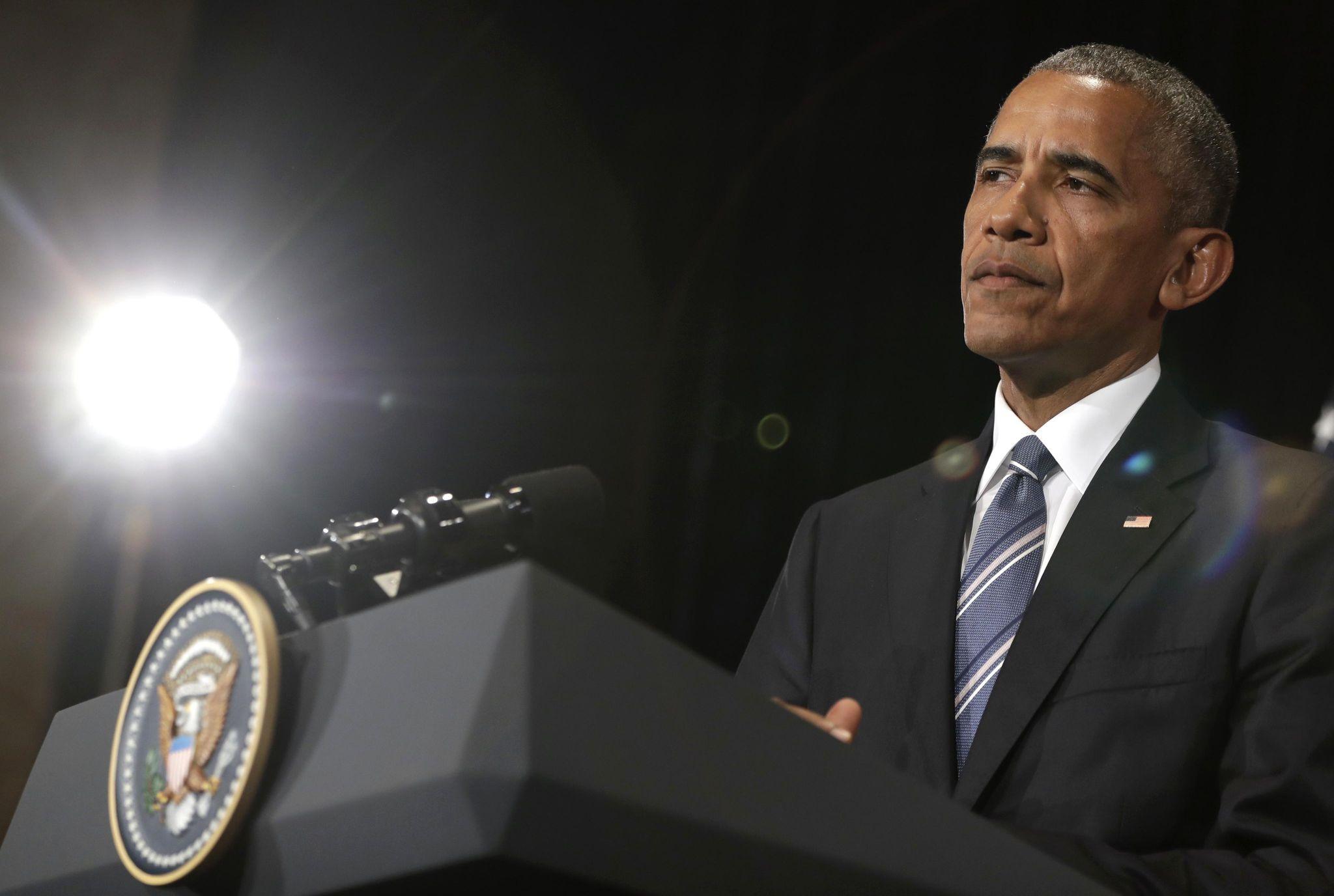 Obama's relentless gun purge
