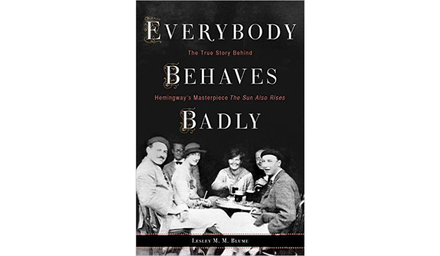 BOOK REVIEW: \'Everybody Behaves Badly: The True Story Behind ...