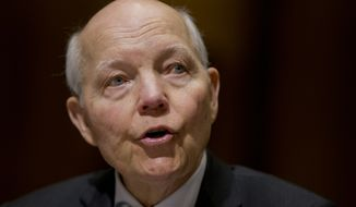 IRS Commissioner John Koskinen (Associated Press) **FILE**