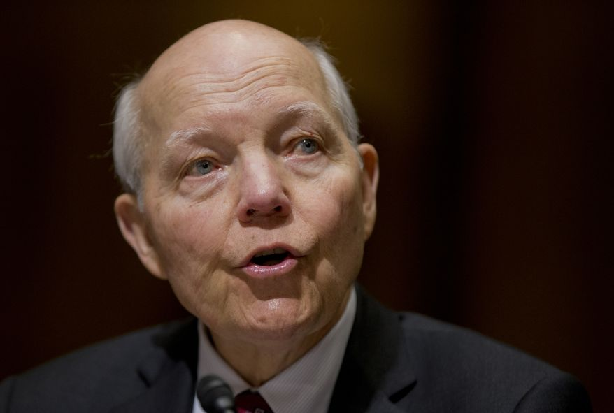 IRS Commissioner John Koskinen (Associated Press) **FILE**