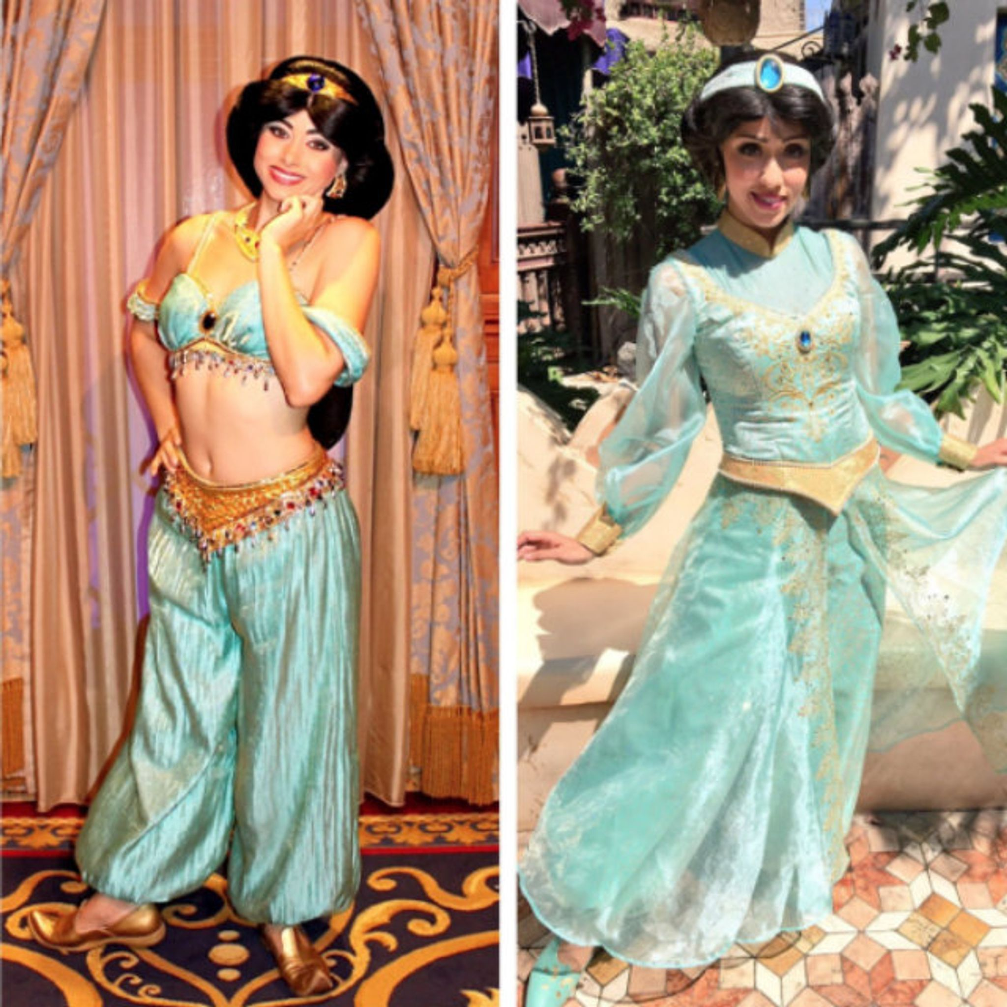 Disneyu0027s Princess Jasmine wonu0027t be showing as much skin anymore Report - Washington Times  sc 1 st  Washington Times & Disneyu0027s Princess Jasmine wonu0027t be showing as much skin anymore ...