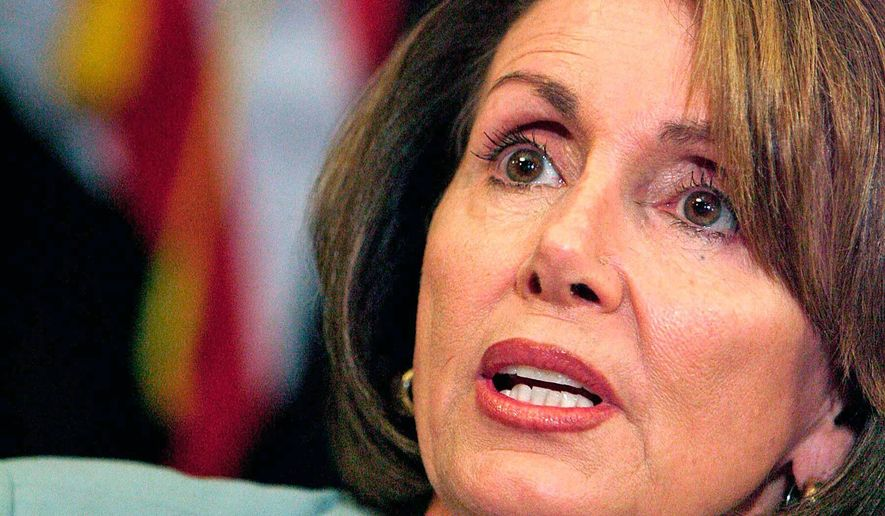 Nancy Pelosi (Associated Press)