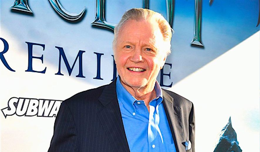 Actor Jon Voight (Associated press)