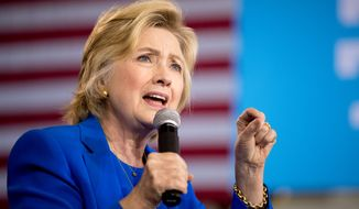 Hillary Clinton has more financial dealings with foreign entities than anyone to ever run for president, which has led to questions of conflict. (Associated Press)