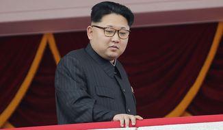 Kim Jong-un (Associated Press)